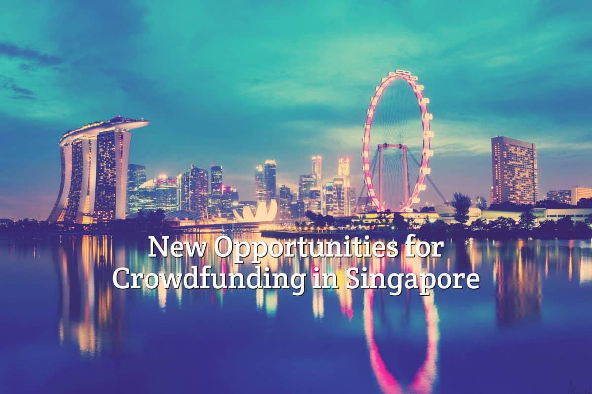 Crowdfunding Singapore