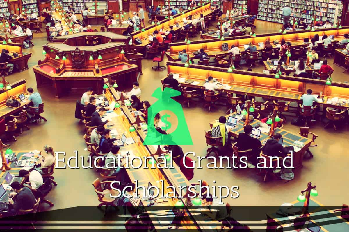 Educational Scholarships and Grants