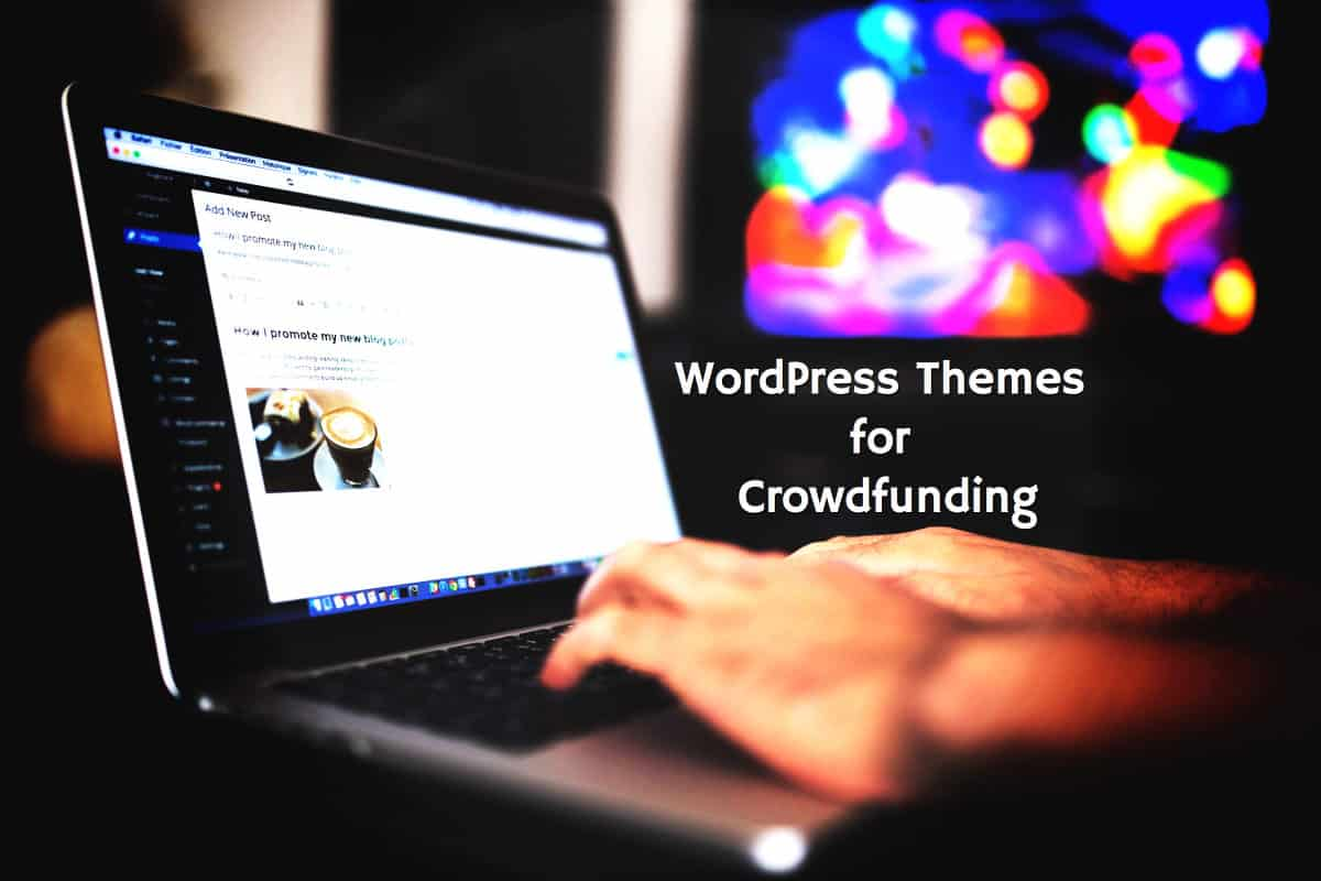 Crowdfunding Site Design Worpdrpess Themes