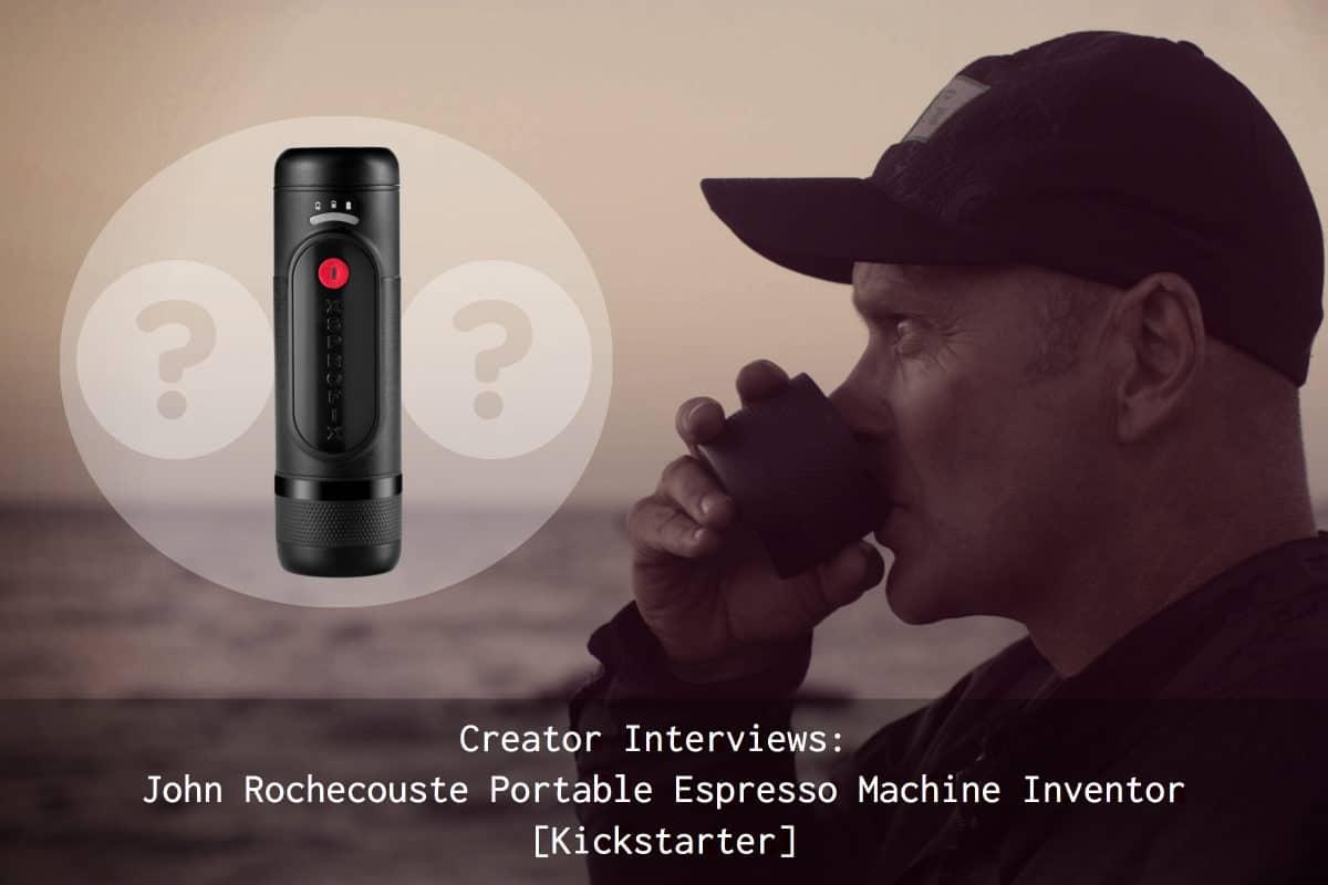 creator interviews Kickstarter