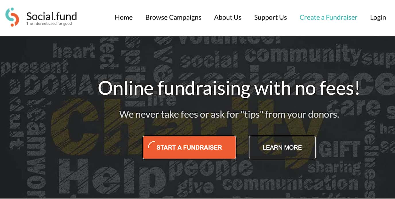 Social.Fund Crowdfunding Website